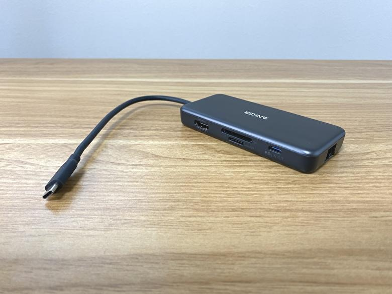 【Anker PowerExpand+ 7-in-1 USB-C PD イーサネット ハブ】レビューまとめ