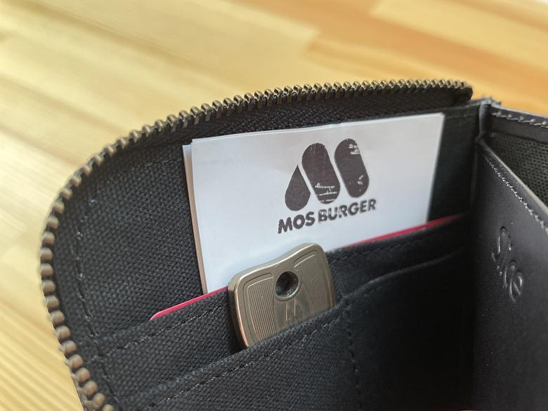 Slice コンパクト財布の【注意したい点】4つ