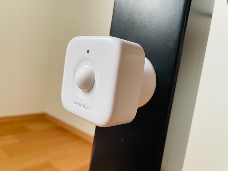 SwitchBot 人感センサーの使い方&レビュー。モーションセンサーでアナログ電球をフットライトに変えてみた。