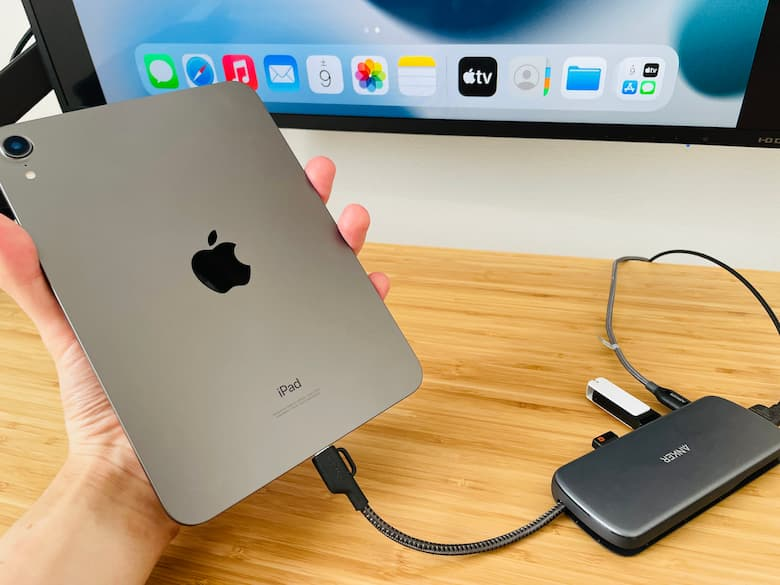 Anker PowerExpand 4-in-1 USB-C SSDハブ レビュー